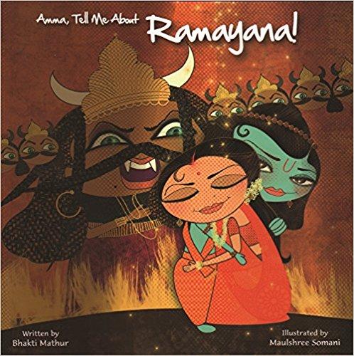 AMMA TELL ME ABOUT, RAMAYANA