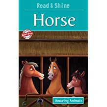 ANIMAL READERS READ and SHINE HORSE