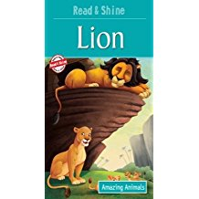 ANIMAL READERS READ and SHINE LION