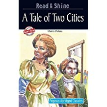 A TALE OF TWO CITIES - PEGASUS ABRIDGED CLASSICS - READ AND SHINE