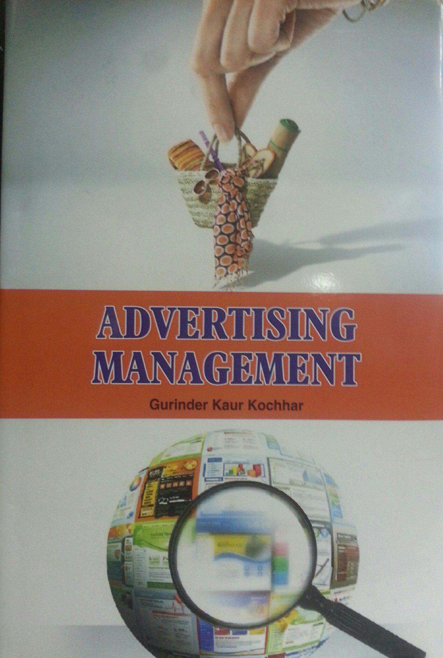Advertising Management - Gurinder Kaur Kochhar
