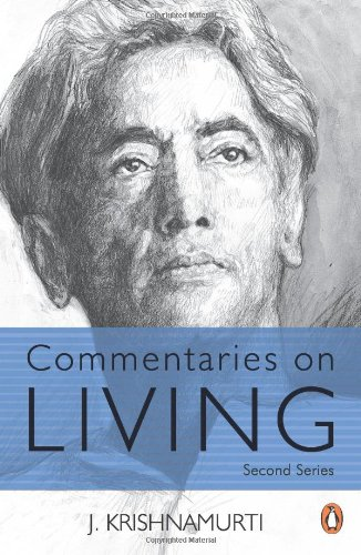 Commentaries on Living : 2