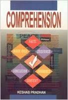 Comprehension - Keshab Pradhan