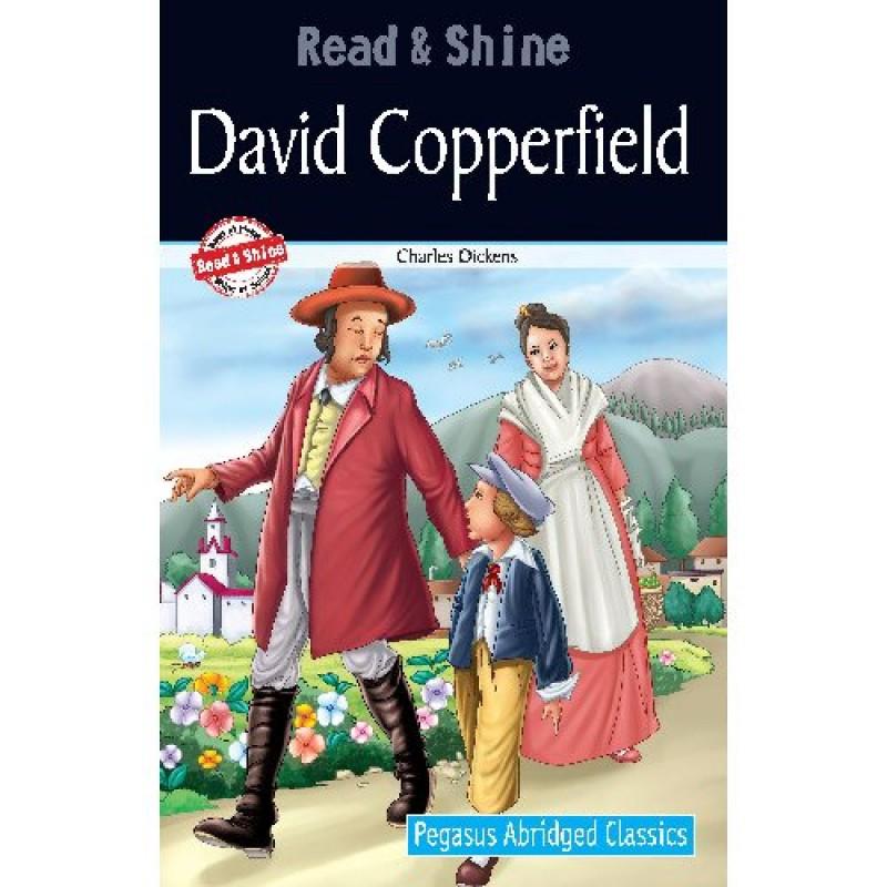 Pegasus Abridged Classics - Read & Shine - DAVID COPPERFIELD