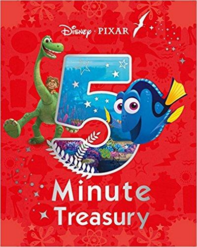 Disney Pixar 5 MINUTE TREASURY