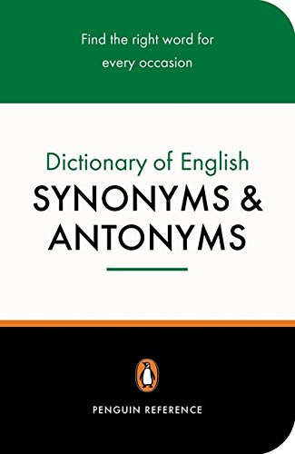 Dictionary Of English Synonyms & Antonym