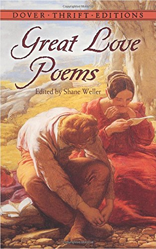Dover Thrift Editions: GREAT LOVE POEMS
