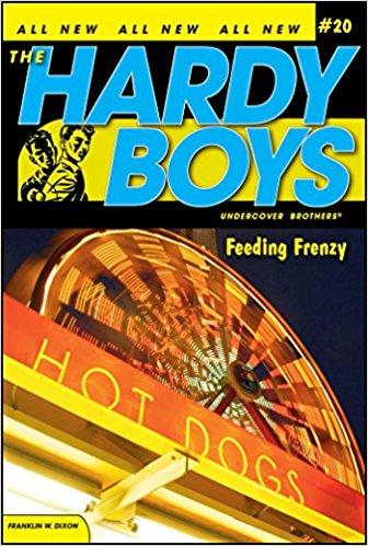 HARDY BOYS FEEDING FRENZY