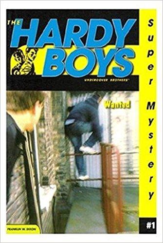 HARDY BOYS WANTED 1