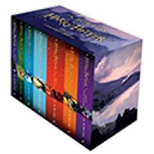 HARRY POTTER BOX SET THE COMPLETE COLLECTION FOR CHILDREN PAPERBACK