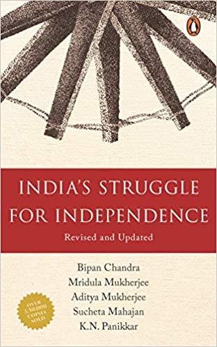 INDIAS STRUGGLE FOR INDEPENDENCE