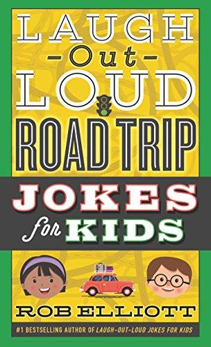 LAUGH-OUT- LOUD - Road Trip Jokes for Kids
