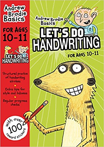 LET'S DO HANDWRITING-FOR AGES 10-11