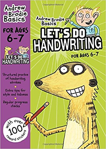 LET'S DO HANDWRITING-FOR AGES 6-7