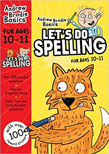 LET'S DO SPELLING-FOR AGES 10-11