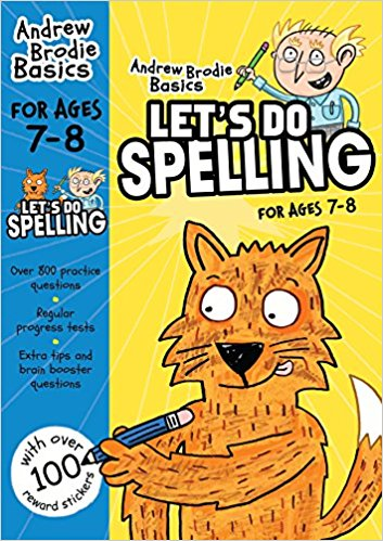 LET'S DO SPELLING-FOR AGES 7-8