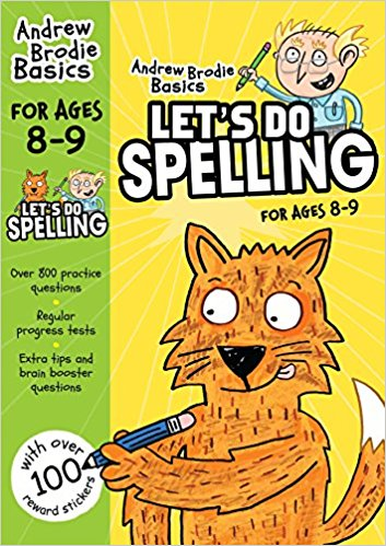 LET'S DO SPELLING-FOR AGES 8-9