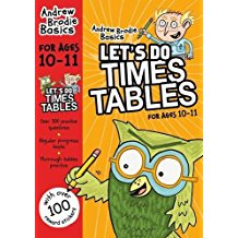 LET'S DO TIMES TABLES FOR AGES  10-11