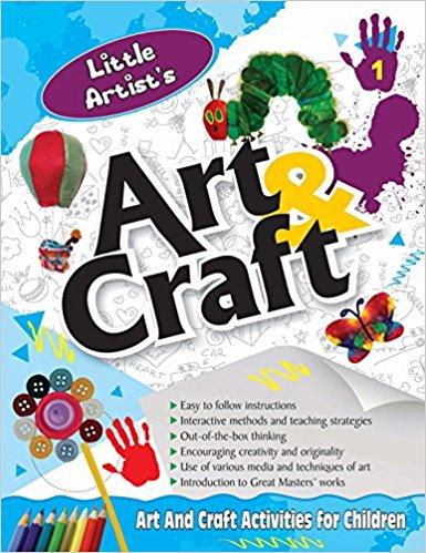 LITTLE ARTIST'S ART AND CRAFT 1