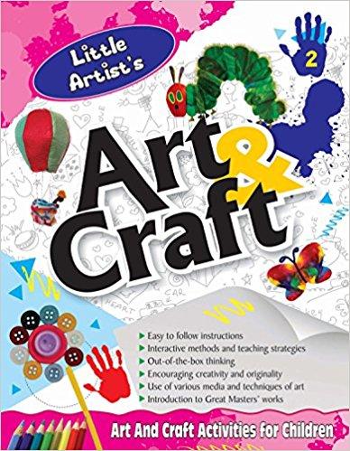 LITTLE ARTIST'S ART AND CRAFT 2