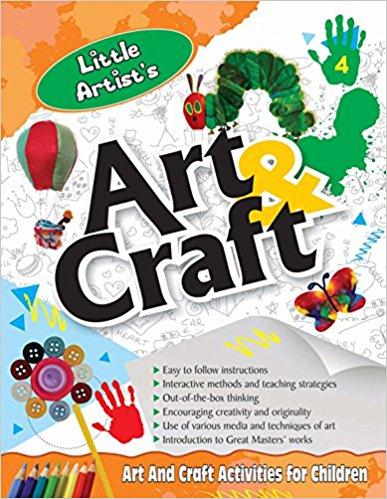 LITTLE ARTIST'S ART AND CRAFT 4