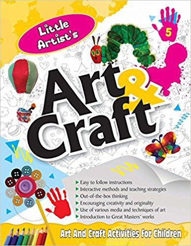 LITTLE ARTIST'S ART AND CRAFT 5