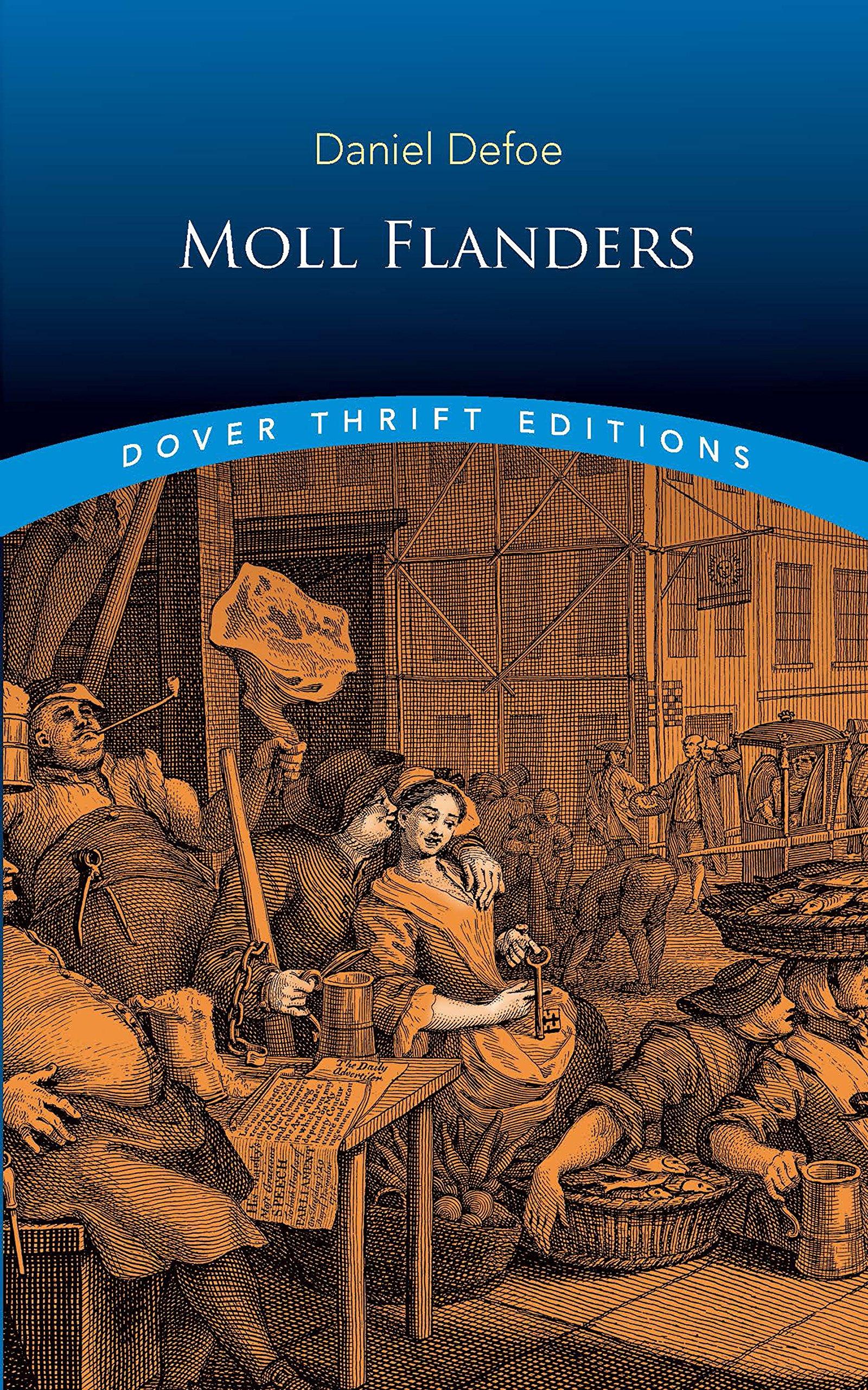 Dover Thrift Editions: MOLL FLANDERS