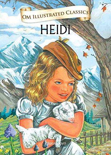 Om Illustrated Classics: HEIDI