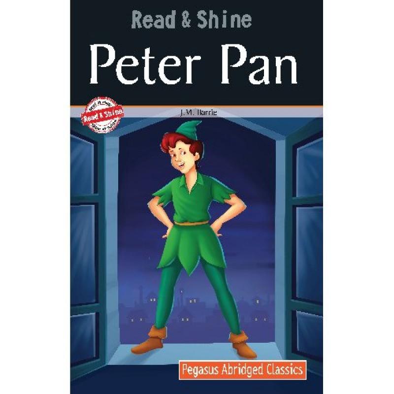 Pegasus Abridged Classics - Read & Shine - PETER PAN