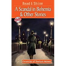 READ AND SHINE A SCANDAL IN BOHEMIA AND OTHER STORIES