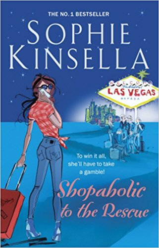 SHOPAHOLIC TO THE RESCUE : TO WIN IT ALL SHE WILL HAVE TO TAKE A GAMBLE!