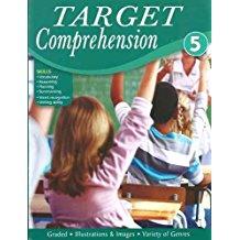 TARGET COMPREHENSION SERIES: TARGET COMPREHENSION 5