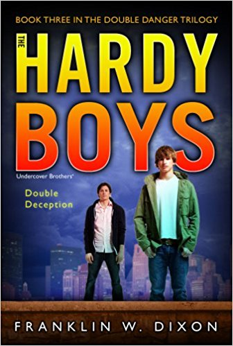 THE HARDY BOYS 27- DOUBLE DECEPTION