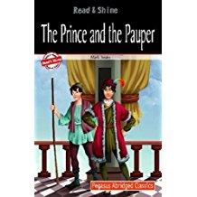 THE PRINCE AND PAUPER- PEGASUS ABRIDGED CLASSICS-READ AND SHINE
