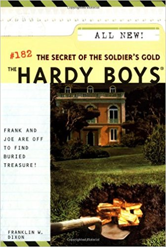 THE SECRET OF THE SOLDIERS GOLD # 182