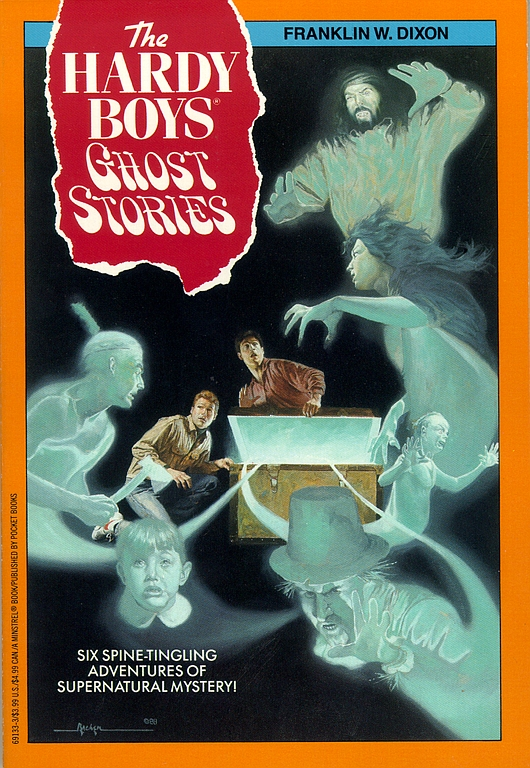 The Hardy Boys - GHOST STORIES- Six spine-tingling adventures of supernatural mystery!