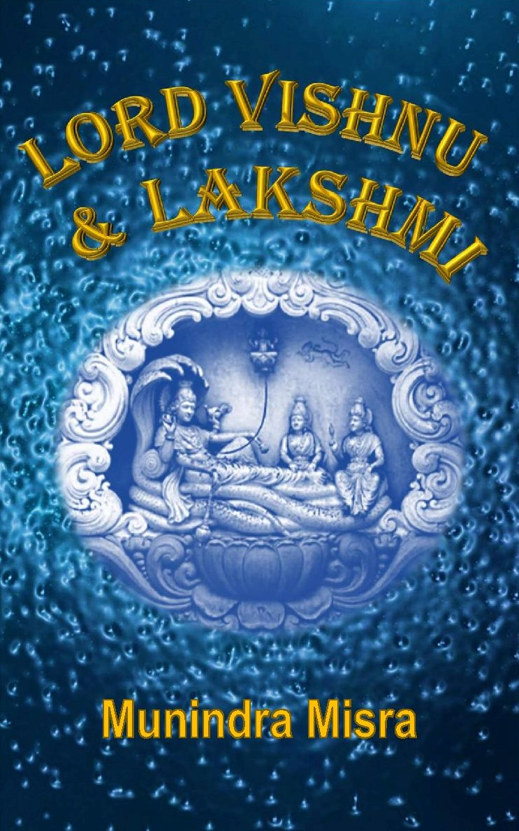 LORD VISHNU & LAKSHMI