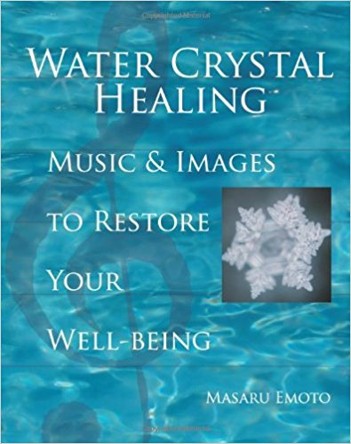 WATER CRYSTAL HEALING MUSIC AND IMAGES TO RESTORE YOUR WELLBEING