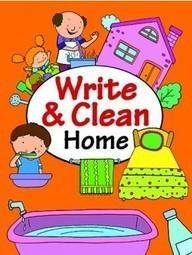 Write & Clean Series : HOME