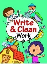 Write & Clean Series : WORK