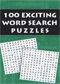 100 EXCITING WORD SEARCH PUZZLES