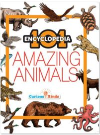101 Amazing Animals - Encyclopedia for 7 to 10 year old kids