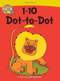 The Learning Bus Series: 1-10 DOT-TO-DOT - A fun ride with numbers.