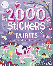 2000 STICKERS FAIRIES 36 cute and twinkly activities!