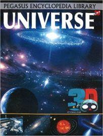Pegasus Encyclopedia Library UNIVERSE 3D inside 3D glasses