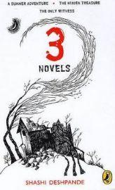 3 Novels :