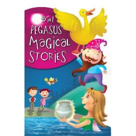 5 IN 1 PEGASUS MAGICAL STORIES - 5 in 1 Stories