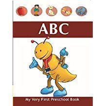 ABC - MY VERY FIRST PRESCHOOL BOOK