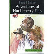 ADVENTURES OF HUCKLEBERRY FINN - READ AND SHINE- PEGASUS ABRIDGED CLASSICS