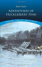 Dover Thrift Editions: ADVENTURES OF HUCKLEBERRY FINN